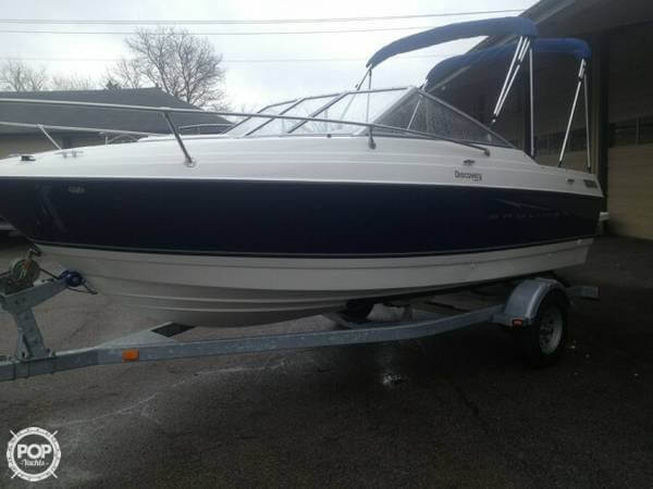 Bayliner 192 Discovery 2011 Bayliner 192 Discovery for sale in Kingston, MA