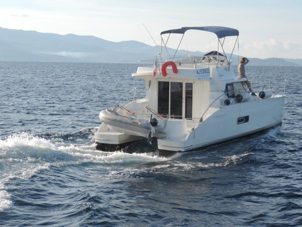 Fountaine Pajot Highland 35 Pilot Fountaine Pajot Highland 35 Pilot