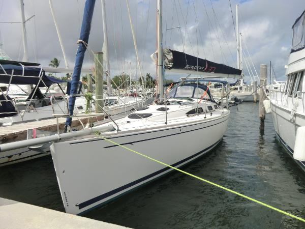 Salona 37 - Duty Paid At the dock