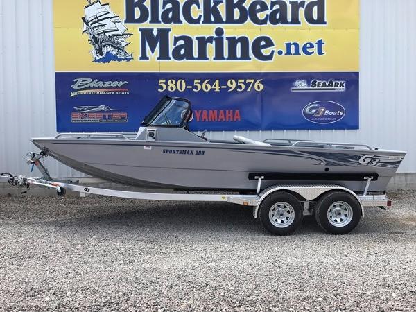 G3 Boats Sportsman 200 DLX