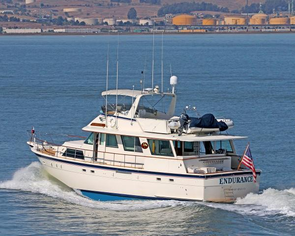 Hatteras CPMY Port Profile
