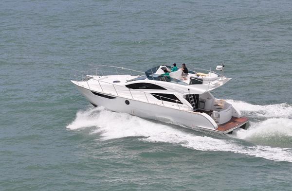 Monte Fino C45 MY Motor Yacht Manufacturer Provided Image: Monte Fino CAT 45