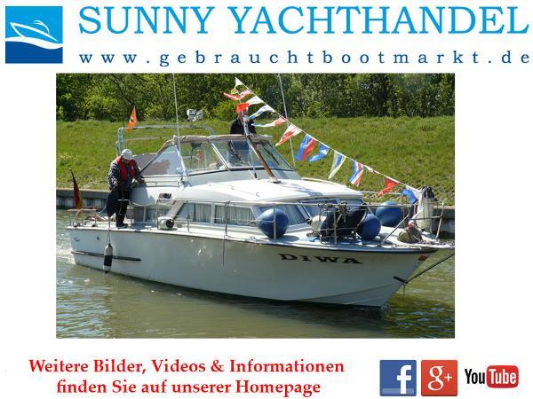Corona Boats Seafahrer 30