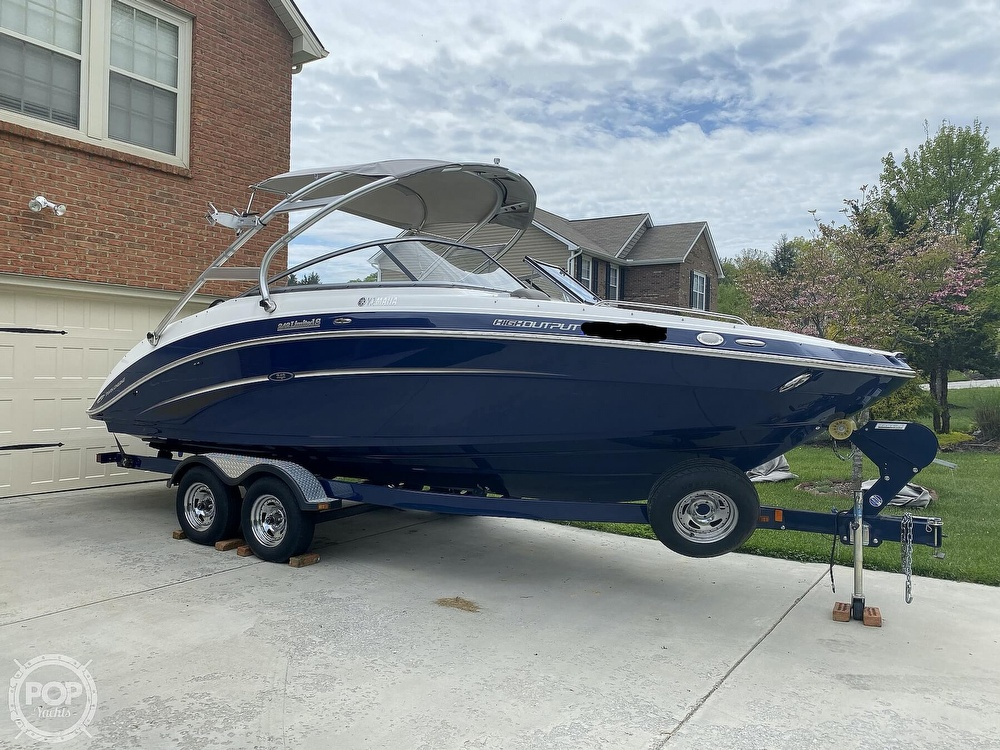 Yamaha Boats 242 Limited S 2014 Yamaha 242 Limited S for sale in Johnson City, TN