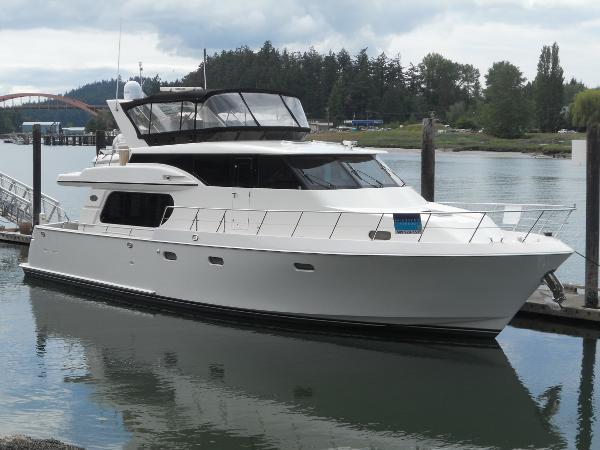 Symbol Yachts Pilothouse Motoryacht 58