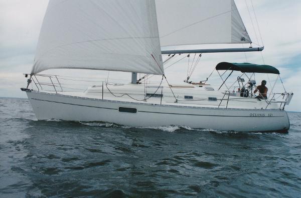 Beneteau Oceanis 321 Caroline