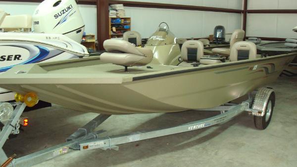 Alumacraft Pro 175 SC KHAKI LX