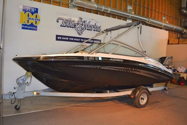 Yamaha Marine AR190 With Galvanized Trailer