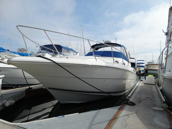 Monterey 302 Cruiser Bow With Windless