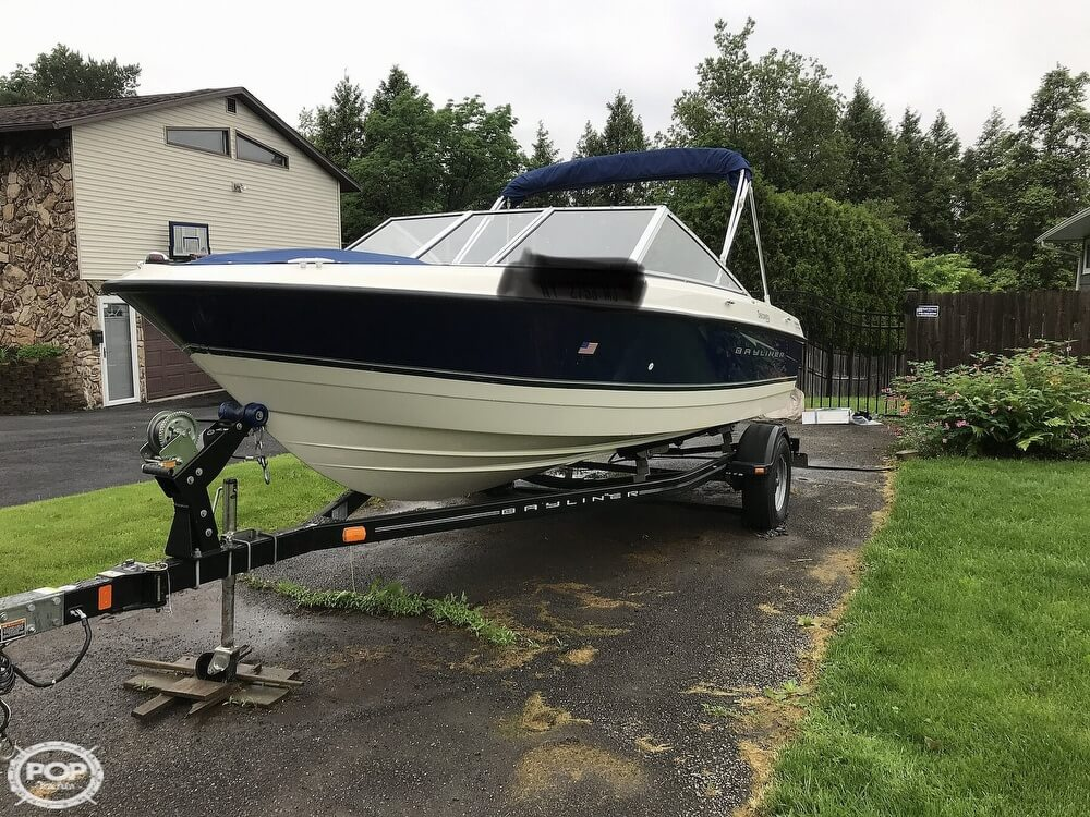 Bayliner Discovery 195 2011 Bayliner Discovery 195 for sale in Utica, NY