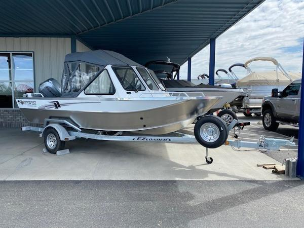 Northwest Boats 18 COMPASS SPORT