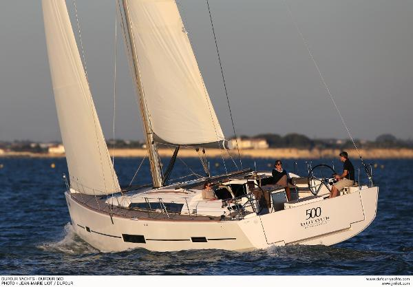 Dufour 500 Grand Large Dufour 500 Grand Large for sale