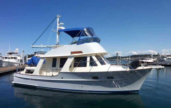 "Pacific Seacraft Fast Trawler 38' Pacific Seacraft Fast Trawler ""THEDA ROSE"""