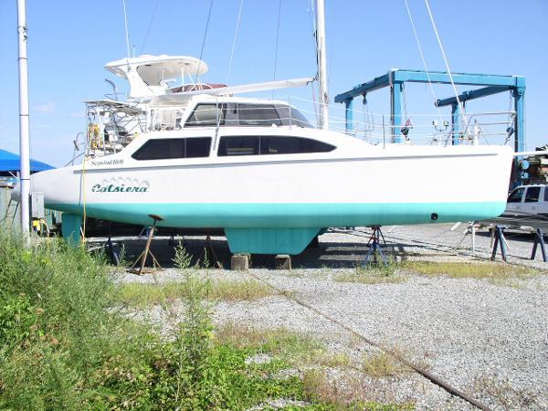 Seawind 1000 Custom STBD