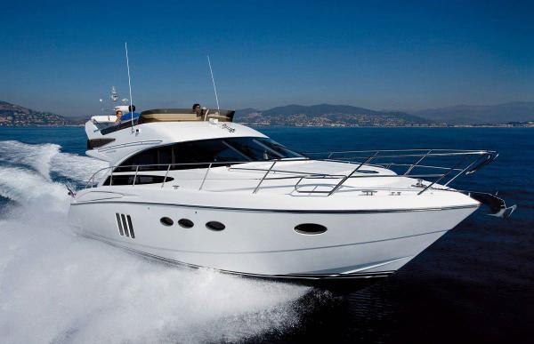 Marine Projects Princess 50 fly