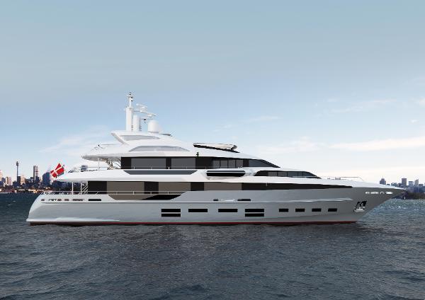 Danish Yachts QuadraDeck 40 M Profile