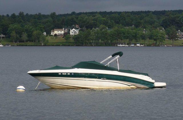 Sea Ray 240BR