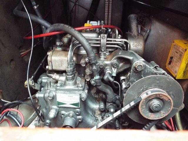 Engine Yanmar marine diesel.New replacement 1996.