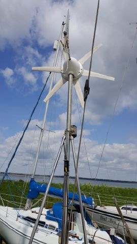 Wind generator.