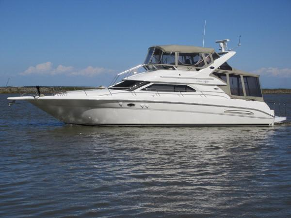 Sea Ray 450 Express Bridge MAIN PORT PROFILE