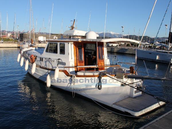 Menorquin 160 Abayachting Menorquin 160 Yachts 1