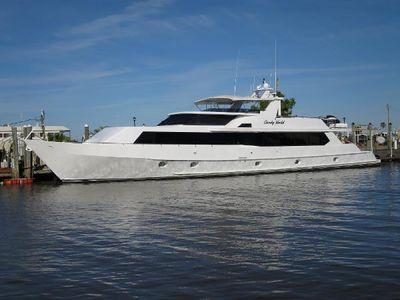 Swiftships Custom Raised Pilot House