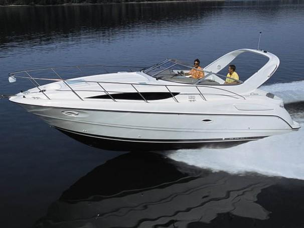 Bayliner 3055 Ciera Air-Gen Manufacturer Provided Image: 3055 Ciera