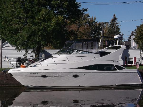 Carver 360 Mariner port profile
