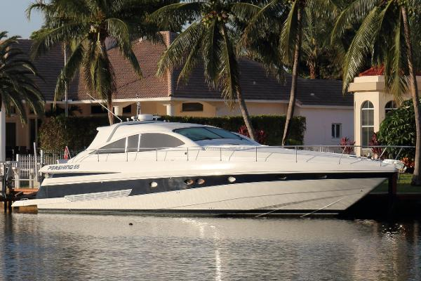 Pershing 65 Great White 1