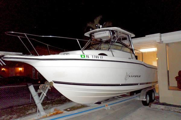Striper 26 Walkaround Striper 26 Walkaround