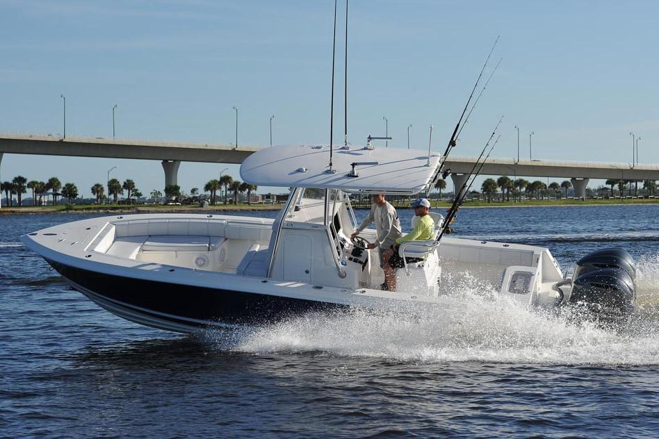 Contender Boat image
