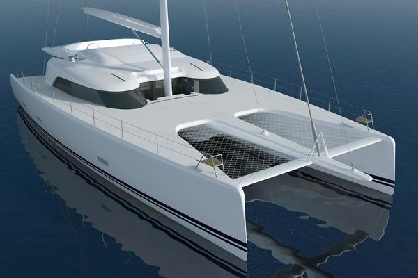 Ocean Explorer Catamarans 78
