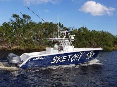 Sea Hunter 35 Tournament Sketchy