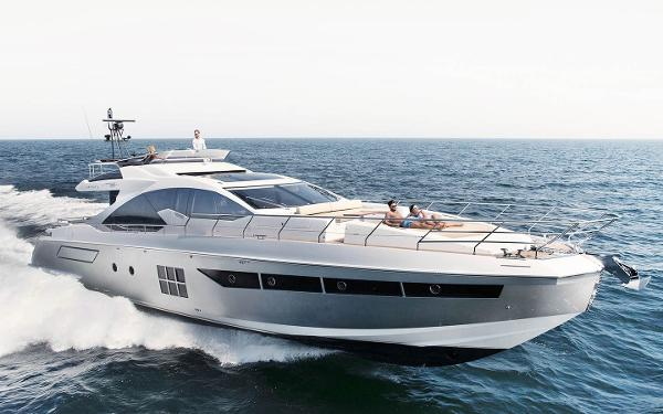 Azimut 77S Manufacturer Provided Image