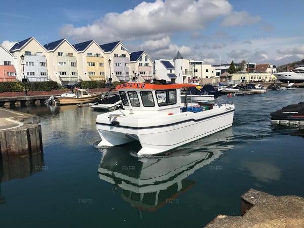 Cougar C7 Catamaran
