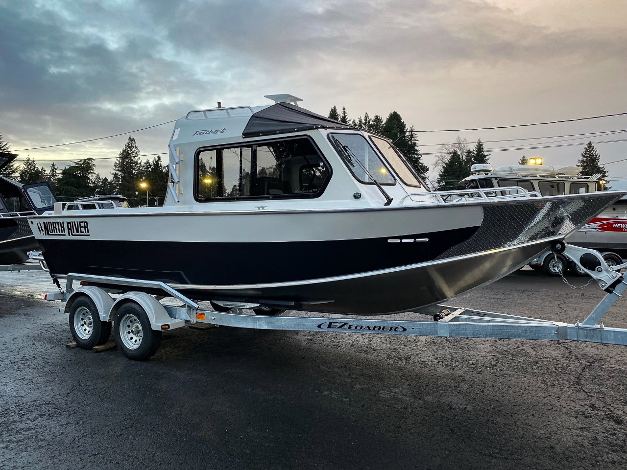 North River 22 Seahawk Fastback - ON ORDER