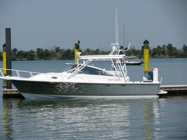 Blackfin Salt Shaker combi port side profile