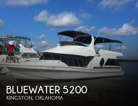 Bluewater Yachts 5200 2003 Bluewater 5200 for sale in Kingston, OK