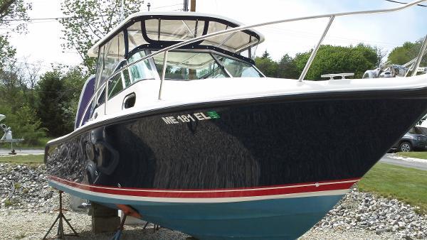 Pursuit 255 Offshore