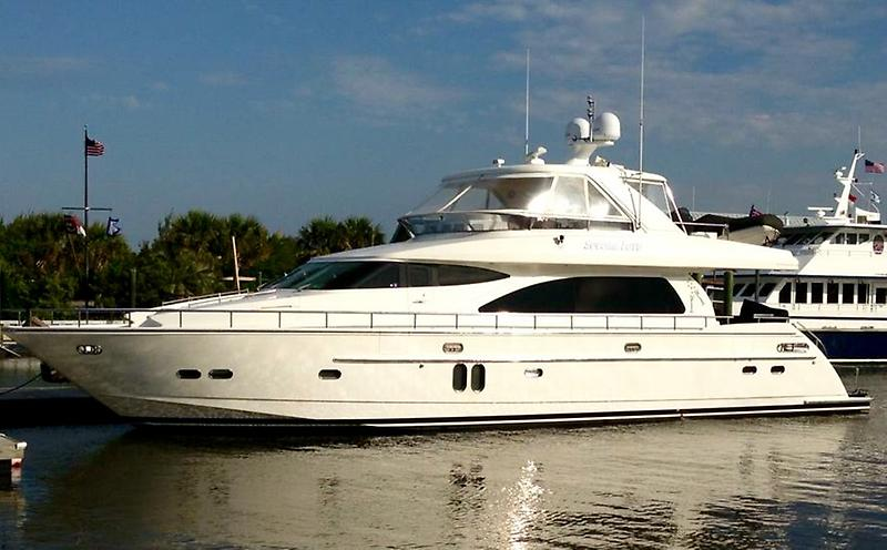Horizon 73 Motor Yacht Profile 1