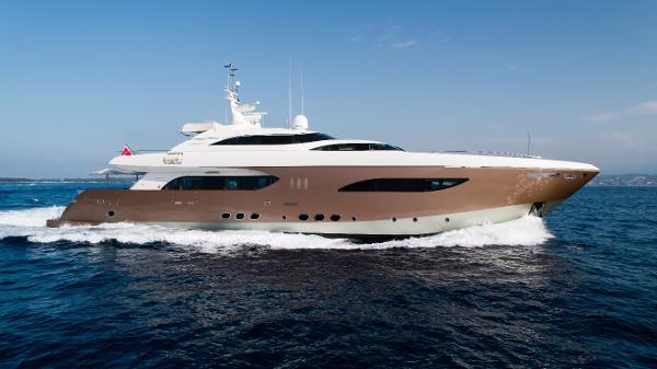 Tamsen Yachts 41M