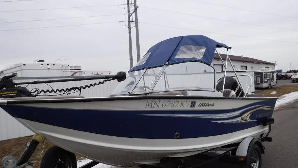 Smoker Craft 172 Ultima