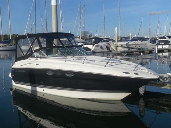 Monterey 250 Cruiser Monterey 275 / 250