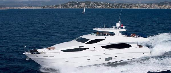 Majesty Yachts Majesty 101 Manufacturer Provided Image