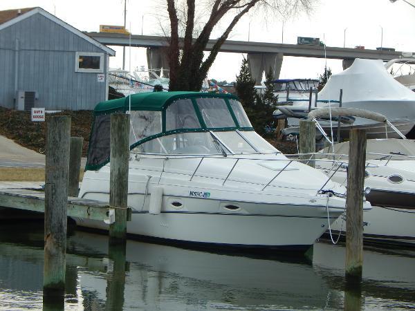 Maxum 2400 SE Starboard View
