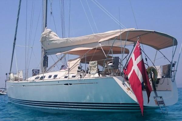 X-Yachts X-50 Modern