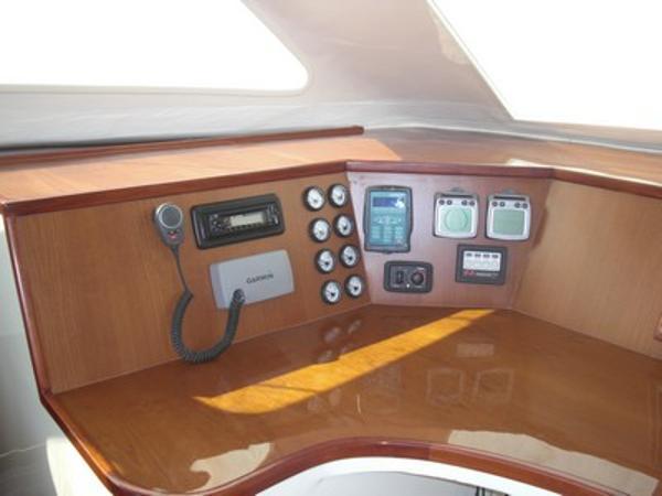 FastCat 445 navigation