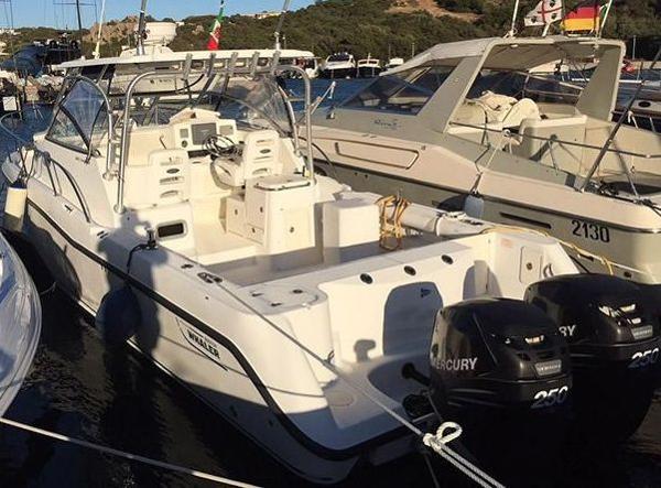 Boston Whaler 305 Conquest / 2x 250 Verado