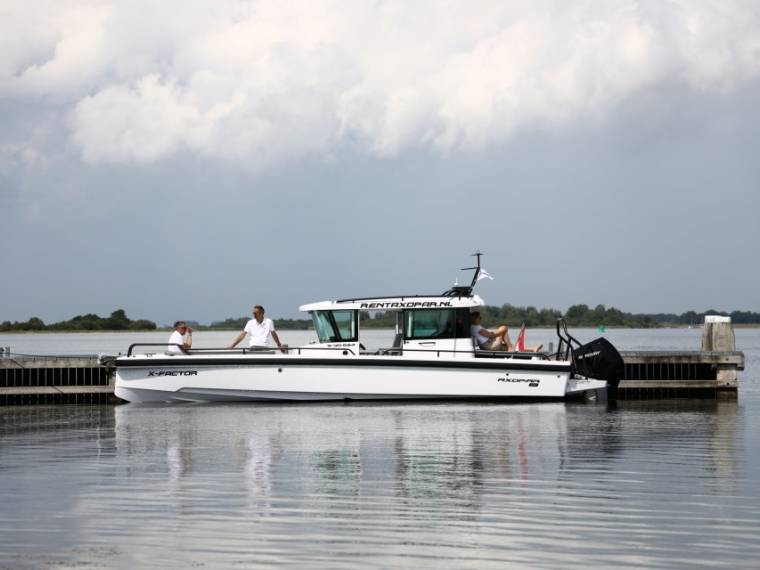 Axopar Boats Axopar Boats Axopar 28 Cabin
