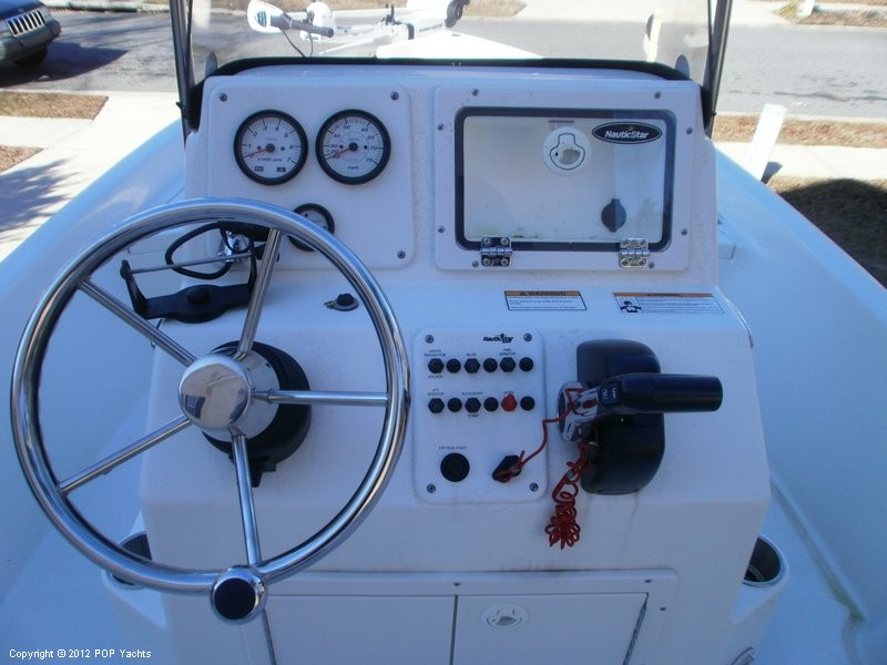 2010 Nautic Star 21 Center Console for sale in Savannah, GA